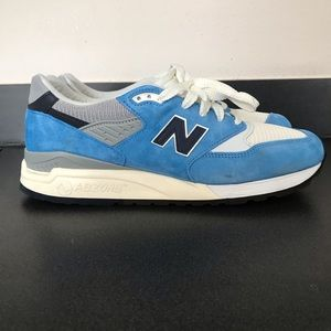 New Balance Shoes - J Crew x New Balance 998 (Made in the USA)